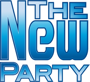 The New Party Band Logo